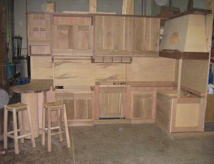 Antichita 39 pomaranzi mobili e armadi su misura firenze - Ante per cucina in muratura ...