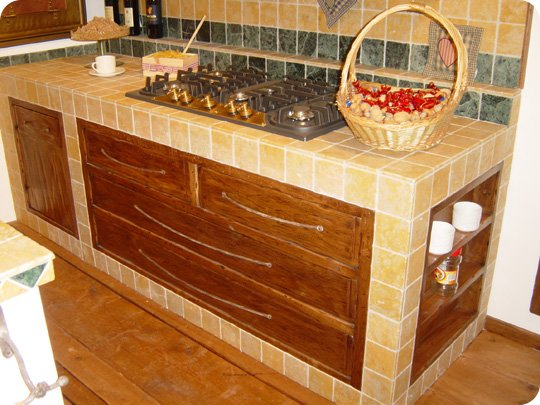 Awesome Piano Cucina Muratura Ideas - Schneefreunde.com ...