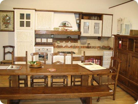 Antichita 39 pomaranzi mobili e armadi su misura firenze - Cucine con panca ...
