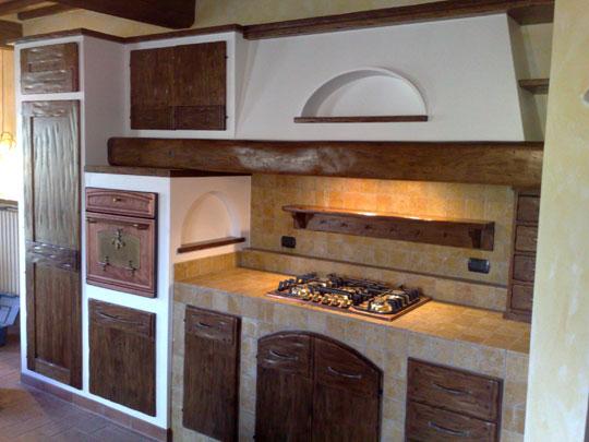 Best piccola cucina in muratura images home interior ideas - Piccola cucina in muratura ...